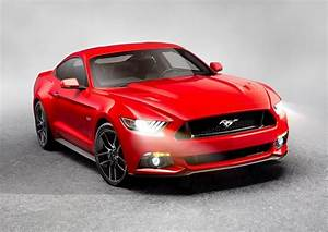 Mustang 4 Cylinder Turbo