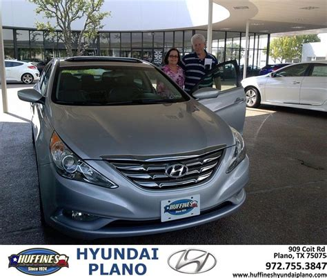 Hyundai Huffines by Huffines Hyundai Plano Thank You To Gene Louallen On The