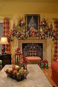 mantel decorating ideas 50+ Absolutely fabulous Christmas mantel decorating ideas