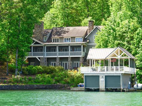 Journey's End Beautiful Lake Burton Home  924950