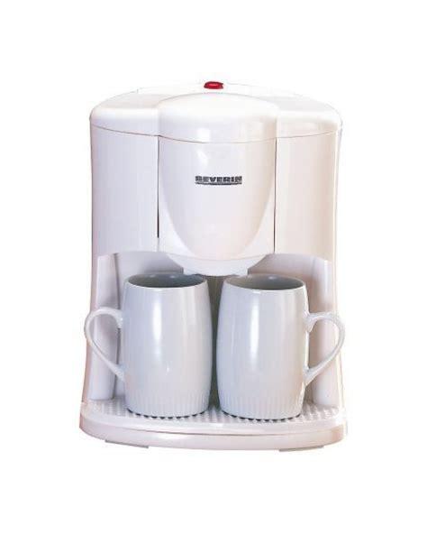 2 Kops Koffiezetapparaat by Jouwkadowinkel Nl