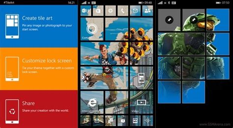 tileart by microsoft will help you customize your windows