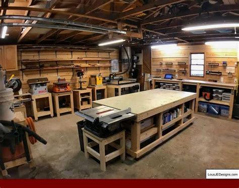 create   garage workshop woodworking shop