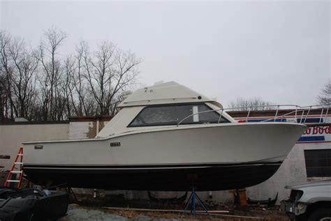 Project Boats For Sale In Georgia by 30 Chris Craft Ray Hunt Tournament Project Boat The