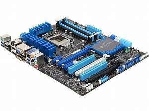 Refurbished  Asus P8z77 S Usb 3 0 Atx Intel Motherboard