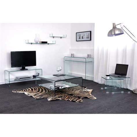 chaise de bureau blanche design ensemble de meubles de salon en verre courbé