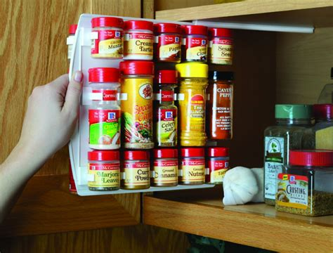 Cupboard Spice Rack Organizer by How To End Spice Storage Madness Part 1 Core77