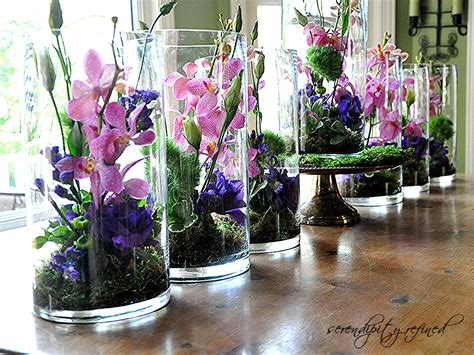 Serendipity Refined Blog Centerpieces For Heathers