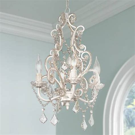 Swag Chandelier In by Leila White Clear Swag In Chandelier 85013 Ls