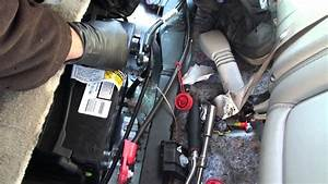 2003 Cadillac Dts Battery