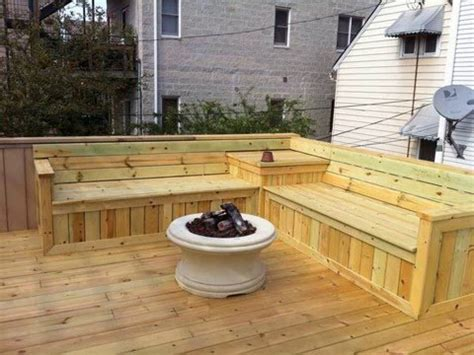 Outdoor L by Outdoor Wood L Shaped Benches