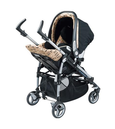 si鑒e auto peg perego peg perego 2010 si lightweight stroller in kiwi