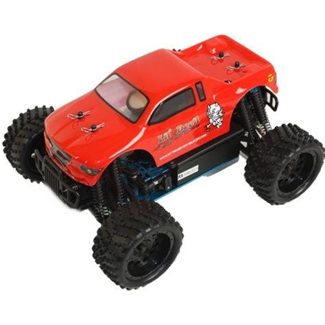 nitro monster truck rc himoto 1 16 rc nitro monster truck lil devil
