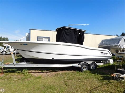 Triton Walkaround Boats For Sale by Triton Boats For Sale In Florida United States Boats
