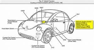 Sometimes My 2001 Vw Beetle Gls  Gas Engine Won U0026 39 T Start After It Rains  Or It Runs Rough  My