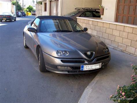 Alfa Romeo GTV Spider | Alfa romeo gtv, Alfa romeo, Romeo
