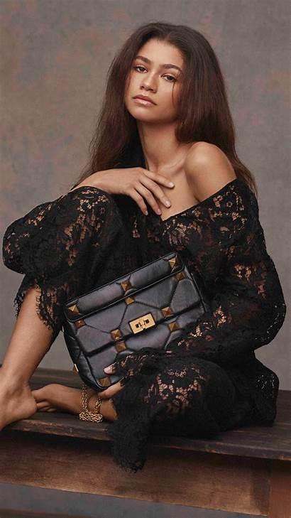 Zendaya 4k Valentino Wallpapers Photoshoot Celebrities Galaxy