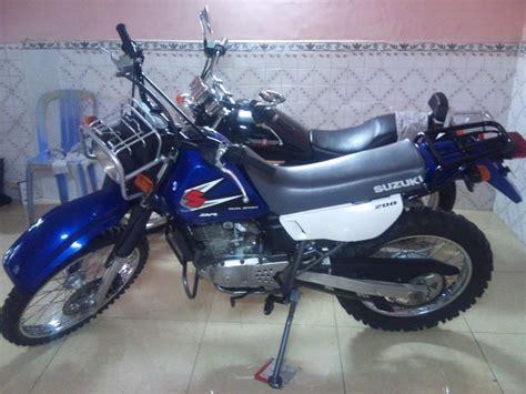2006 Suzuki Dr200se by 2006 Suzuki Dr200se Moto Zombdrive