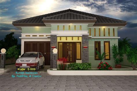 gambar desain rumah minimalis panjang feed news indonesia