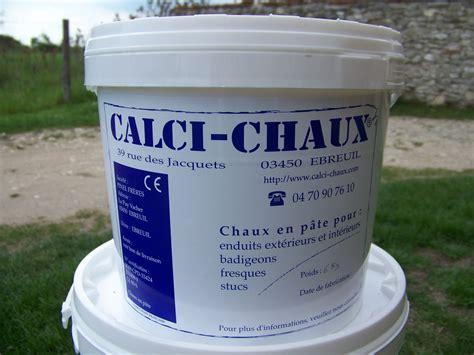 chaux a 233 rienne naturelle en pate couleur pigment