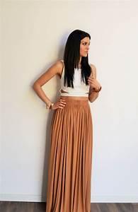 17 meilleures idées à propos de Jupe Longue Taille Haute