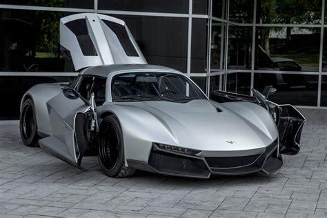 Beast Sports Car by 2018 Rezvani Beast Alpha Priced From 95 000 Gtspirit