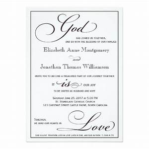292 best christian wedding invitations images on pinterest With wedding cards messages religious