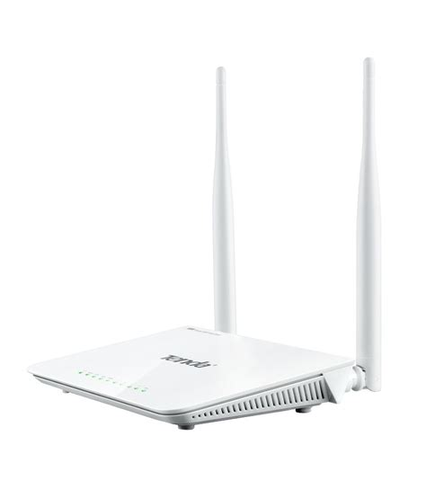tenda te f300 300mbps wireless router with 2 fixed