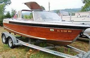 1966 Century Sabre Boat Runabout 18 U0026 39