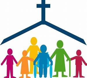 Family Going To Church Clipart | Free download best Family ...