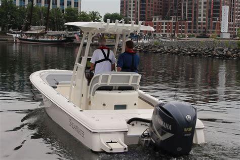 Tidewater Boats 2500 Carolina Bay Reviews by Top 10 Fishing Boats Of 2016 Boats