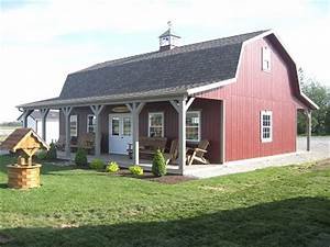 Dutch barns for sale in ohio amish buildings for Amish built barns ohio