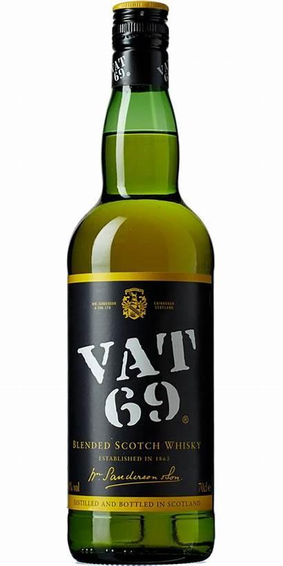 Vat 69 Whisky Scotch Blended Whiskey 750ml