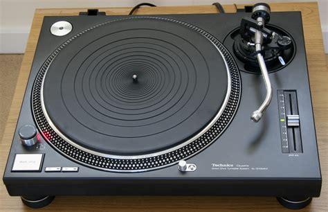 Technics SL-1210 mk V | Hi-Fi.ru