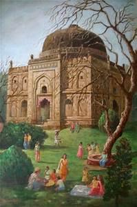 Hindu Temple Painting, India #Hindu #art | hindu art ...