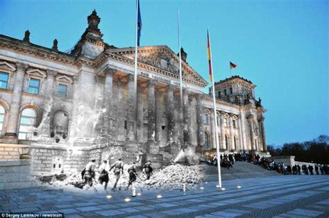 Reichstag Building Berlin 1945