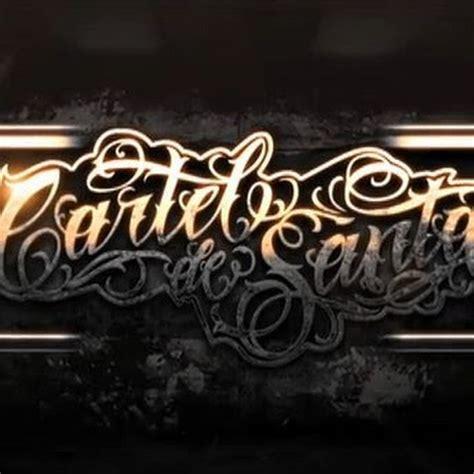 cartel de santa musica YouTube