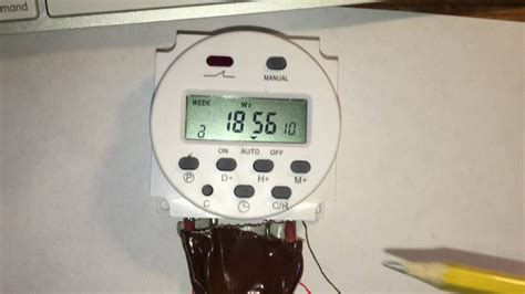 How Setup The Timer Ypa Wiring Diagram