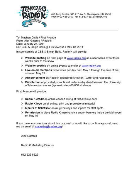 sponsorship proposal template cyberuse