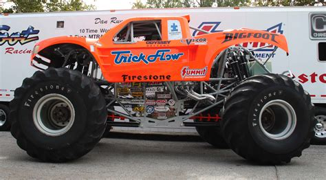 monster truck bigfoot video 100 bigfoot 10 monster truck jim kramer in bigfoot