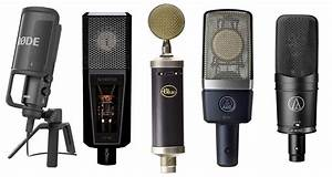 5 Best Condenser Microphone For Vocals In 2020