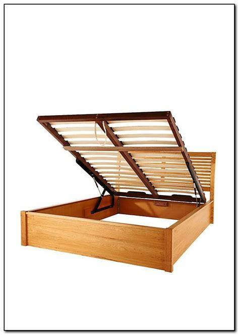 Lift Storage Bed Diy   Beds : Home Design Ideas #