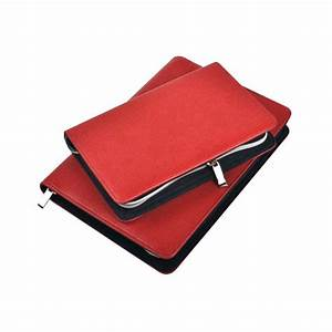 a5 padfolio with calculator pu portfolio leather With a5 document pouch