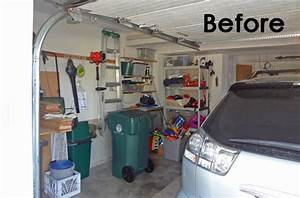 Before After Converting A Garage Into A Family Room