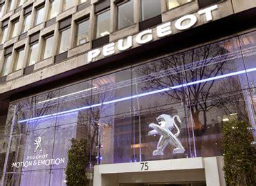 siege psa proposition de garantie de l 39 etat à la filiale bancaire de