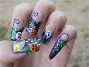 New halloween design nail art foil stickers for