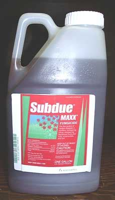 fungicide 187 subdue surf the turf