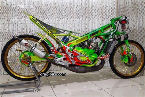 Gambar Drag by 50 Foto Gambar Modifikasi R Drag Bike Racing Drag