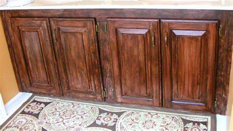 Cabinet Refacing Tampa Bay by How To Stain Kitchen Cabinets Without Sanding