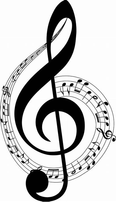 Notes Musical Typography Clipart Svg Sign